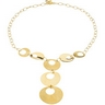 Gold Fashion Necklace 18 inch Ref 497921