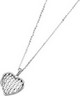 Diamond Heart Necklaces