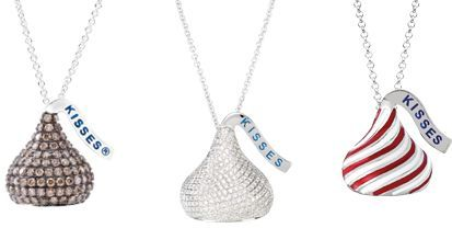 HERSHEY'S KISSES Jewelry Collection