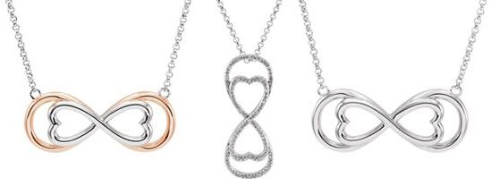 Love for Infinity? Jewelry