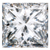 Princess Cut Diamond a.k.a. Square Diamond