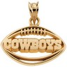 Dallas Cowboys Pendants and Earrings