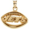New York Jets Pendants and Earrings