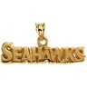 Seattle Seahawks Pendants and Earrings