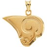 St. Louis Rams Pendants and Earrings