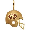 San Francisco 49ers Pendants and Earrings