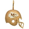 Kansas City Chiefs Pendants and Earrings
