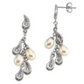 Teardrops Earrings 38.75 x 12.25mm Ref 763780