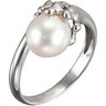 Rings with Pearls
