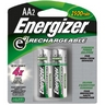Energizer e2 Rechargeable AA Batteries 2 Pack