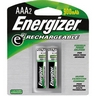 Energizer e?? Rechargeable AAA Batteries 2 Pack Ref 721180