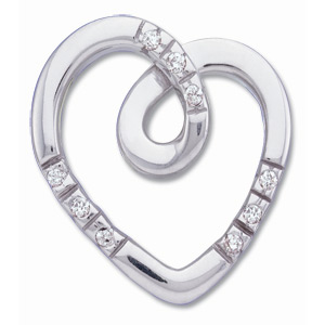 Heart Design Jewelry