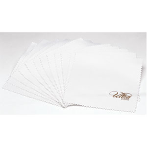 Stuller Klean Karats  Polishing Cloths 10 Pack 8 x 8 inch Ref 143973