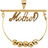 Mother Pendant Charm Holder Ref 825382