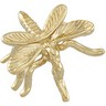 14KY 15 x 16mm Mosquito Lapel Pin Ref 835233