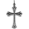 Cross Pendant 32 x 22mm Ref 372238