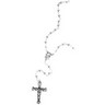 Silver Bead Rosary Ref 459729