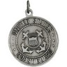 Saint Christopher U.S. Coast Guard Medal 18mm Ref 237020