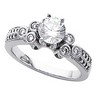 Antique Bridal Engagement Ring | SKU: 120736