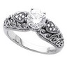 Antique Bridal Solitaire 1 CTW Ref 735387
