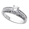 Antique Bridal Solitaire .5 CTW Ref 945907