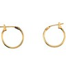 Hoop Earrings 16mm Ref 767197