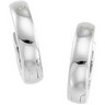 Hinged Earrings 9.5mm Outside Diameter 2mm Wide Ref 387722