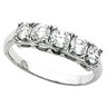 Diamond Wedding Band .75 CTW Ref 213583