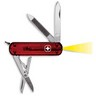Microlight Esquire  Red Genuine Swiss Army Knife Ref 980359