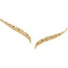 Gold Fashion Ear Trims Ref 898511