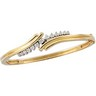 Diamond Bangle Bracelet.5 Carat Ref 987907