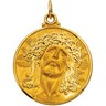 Face of Jesus Pendants & Medals